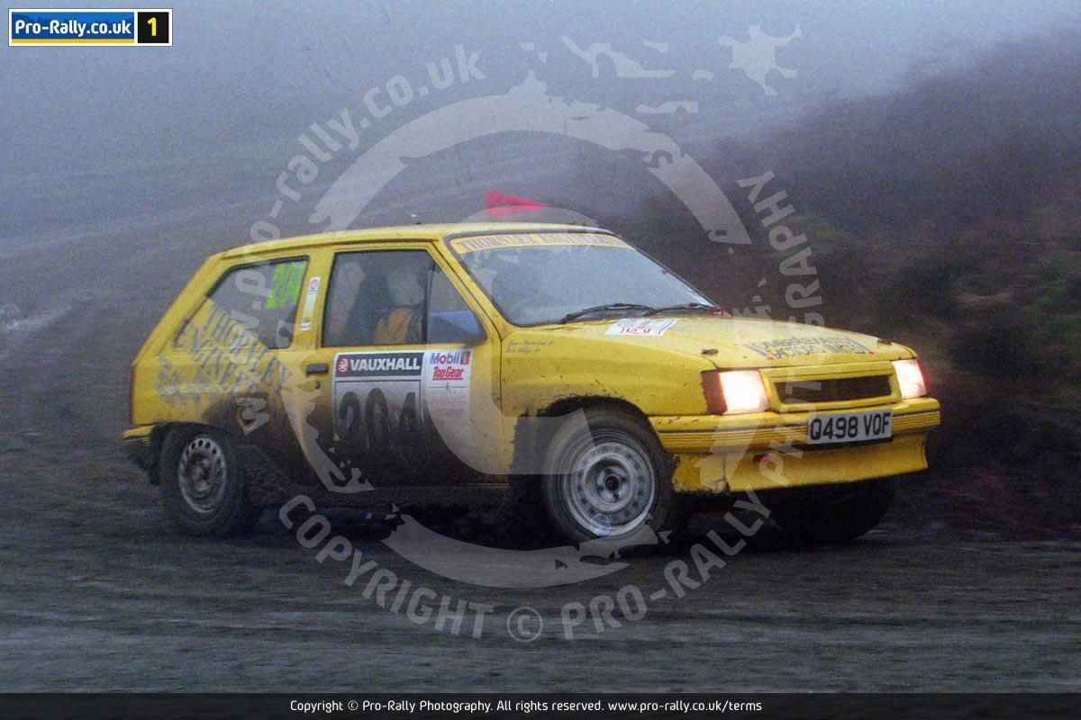 1996 Gwynedd National Rally Photos