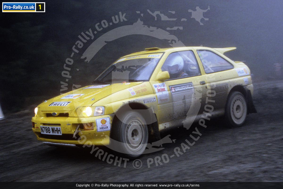 1996 Vauxhall Rally of Wales Photos