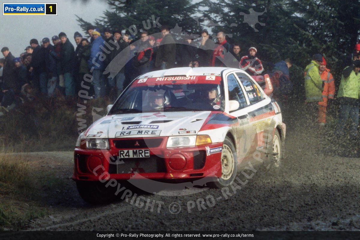 1998 Network Q Rally of Great Britain