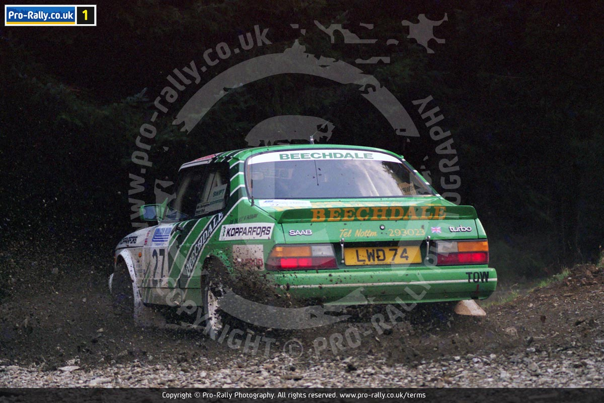 1990 Malcolm Wilson Motorsport Lakeland Stages Photos